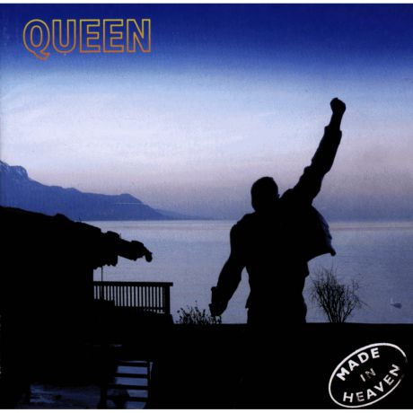 CD Queen Made In Heaven (2011 Remastered)