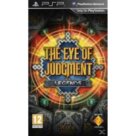 The Eye of Judgement Legends Игра для PSP