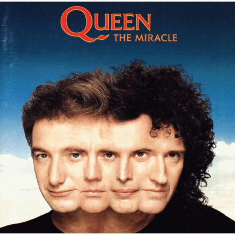 CD Queen The Miracle