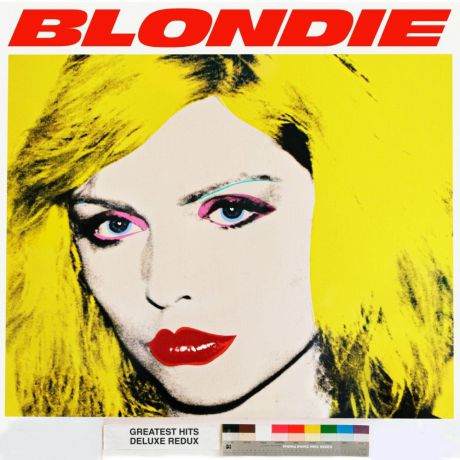 CD Blondie Ghosts Of DownloadGreatest Hits Deluxe Redux