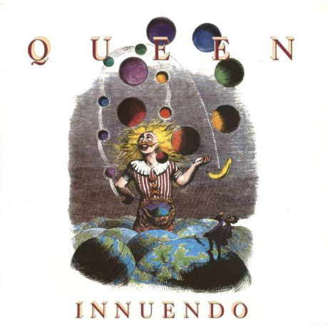 CD Queen Innuendo (2011 Remastered)