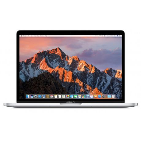 Ноутбук Apple MacBook Pro 13 Retina with Touch Bar (2017) Silver, 3100 МГц, 8 Гб, 0 Гб
