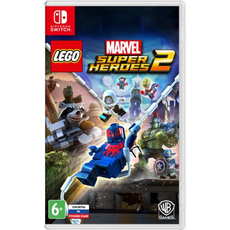 LEGO Marvel Super Heroes 2 Игра для Nintendo Switch