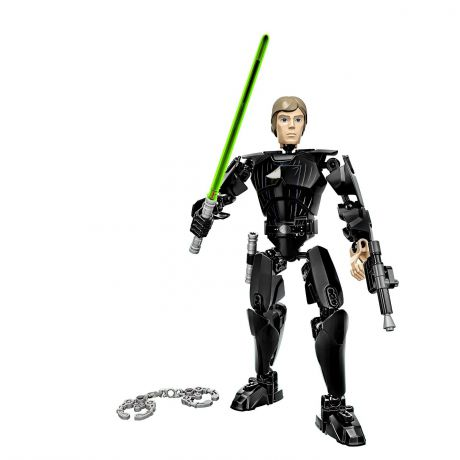 Lego Конструктор LEGO Star Wars Luke Skywalker (75110)
