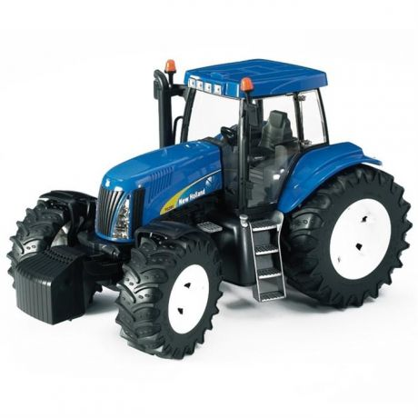 Bruder Трактор New Holland T8040, с 3 лет