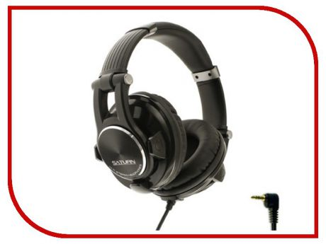 Гарнитура Fischer Audio Saturn Black