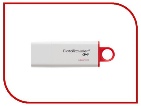 USB Flash Drive 32GB - Kingston DataTraveler G4 USB 3.0 DTIG4/32GB