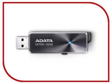 USB Flash Drive 32Gb - A-Data DashDrive Elite UE700 USB 3.0 AUE700-32G-CBK