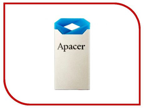 USB Flash Drive 16Gb - Apacer AH111 Blue AP16GAH111U-1