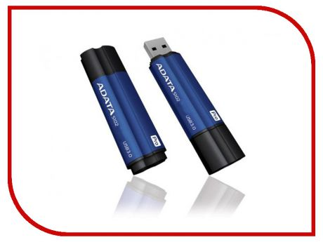 USB Flash Drive 32Gb - A-Data S102 Pro USB 3.0 Blue AS102P-32G-RBL
