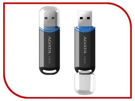 USB Flash Drive 32Gb - A-Data C906 Classic Black AC906-32G-RBK