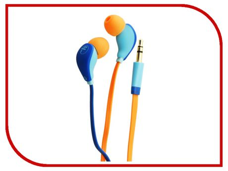 Гарнитура Fischer Audio FA-547 Blue-Blue