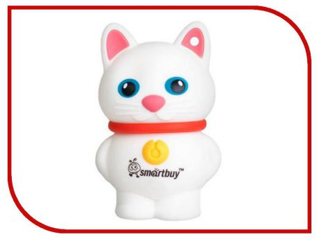 USB Flash Drive 8Gb - Smartbuy Wild Catty SB8GBCatW