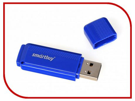 USB Flash Drive 16Gb - SmartBuy Dock Blue SB16GBDK-B
