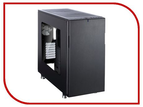 Корпус Fractal Define R5 Window Black FD-CA-DEF-R5-BK-W