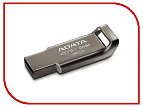 USB Flash Drive 32Gb - A-Data UV131 USB 3.0 Metal AUV131-32G-RGY