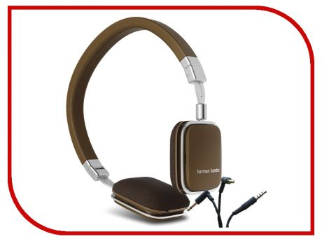 Гарнитура Harman Kardon SOHOBT HKSOHOBTBRN Brown