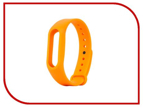 Aксессуар Ремешок Apres for Xiaomi Mi Band 2 Orange