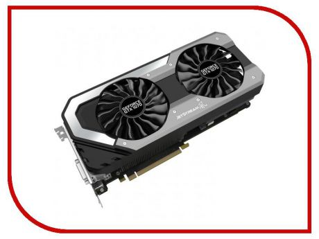 Видеокарта Palit GeForce GTX 1070 Super JetStream 1632Mhz PCI-E 3.0 8192Mb 8000Mhz 256 bit HDMI NE51070S15P2-1041J