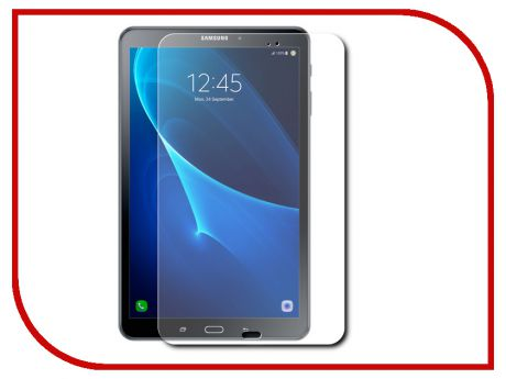 Аксессуар Защитное стекло Samsung Galaxy Tab A 10.1 T580/T585 Red Line Tempered Glass