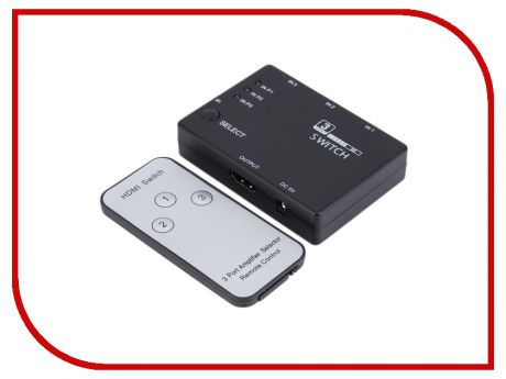 Аксессуар Orient HDMI Switch HS0301P