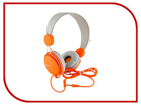 Гарнитура Havit HV-H2198D Grey-Orange