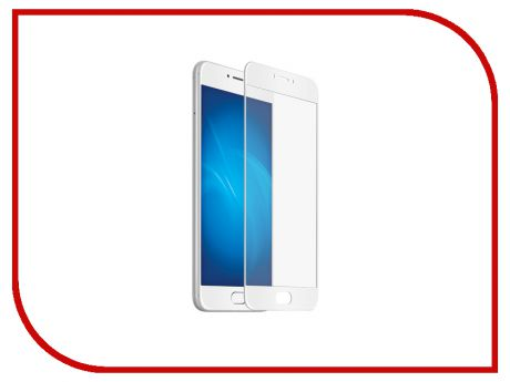 Аксессуар Защитное стекло Meizu M5 Note Gecko 2D FullScreen 0.26mm White ZS26-GMEIMM5 Note-2D-WH