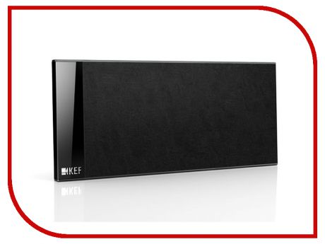 Колонки KEF T101C Single Pack Black SP3746BB