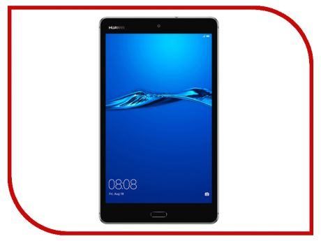 Планшет Huawei MediaPad M3 Lite 8.0 32Gb CPN-L09 Space Grey 53019449 (Qualcomm MSM8940 Snapdragon 435 1.4 GHz/3072Mb/32Gb/GPS/LTE/Wi-Fi/Bluetooth/Cam/8.0/1920x1200/Android)