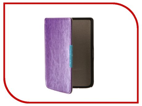 Аксессуар Чехол for PocketBook 614/615/624/625/626 TehnoRim Slim Purple TR-PB626-SL01PR