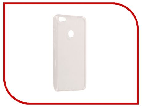 Аксессуар Чехол Xiaomi Redmi Note 5X Gecko Silicone Transparent White