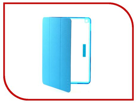 Аксессуар Чехол Incipio Octane Pure для APPLE iPad 2017 Transparent-Light Blue IPD-386-CYN