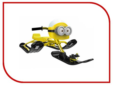 Снегокат Snow Moto Minion Despicable ME Yellow 37018