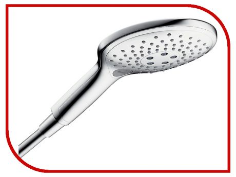 Лейка для душа Hansgrohe Raindance Select 120 3 Jet 26520000