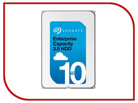 Жесткий диск 10Tb - Seagate Enterprise Capacity ST10000NM0016