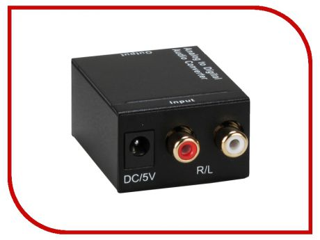 Цифровой конвертер Espada RCA Analog to S/PDIF Digital EDH-RS 43261