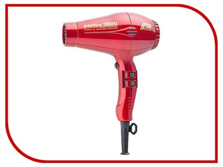 Фен Parlux Eco Friendly 3800 Red