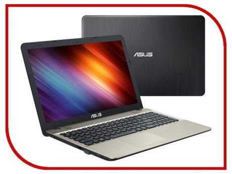Ноутбук ASUS X541UV-DM1470D 90NB0CG1-M21710 (Intel Core i3-6006U 2.0 GHz/8192Mb/1000Gb/DVD-RW/nVidia GeForce 920MX 2048Mb/Wi-Fi/Bluetooth/Cam/15.6/1920x1080/DOS)
