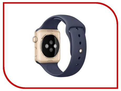 Аксессуар Ремешок Activ Sport Band для APPLE Watch 38mm Dark Blue 79516