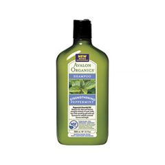 Шампунь Avalon Organics Peppermint Strengthening Shampoo (Объем 325 мл)