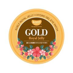 Патчи для глаз Koelf Hydro Gel Gold & Royal Jelly Eye Patch (Объем 180 г)