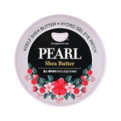 Патчи для глаз Koelf Hydro Gel Pearl & Shea Butter Eye Patch (Объем 180 г)