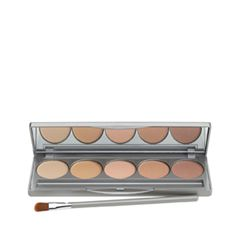 Для лица Colorescience Mineral Corrector Palette Light to Medium Classic