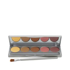 Для лица Colorescience Mineral Corrector Palette Tan to Deep Global