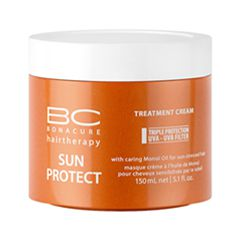 Маска Bonacure Sun Protect Treatment Cream (Объем 150 мл)