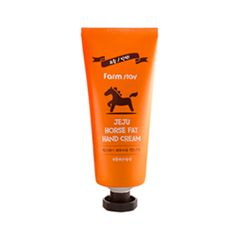 Крем для рук FarmStay Jeju Horse Fat Hand Cream (Объем 100 мл)