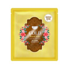 Гидрогелевая маска Koelf Gold & Royal Jelly Hydro Gel Mask Pack (Объем 30 мл)