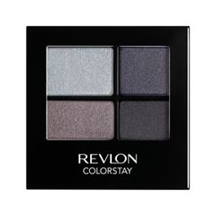 Тени для век Revlon ColorStay™ 16-Hour Eye Shadow Quad 525 (Цвет 525 Siren variant_hex_name 5E5C69)