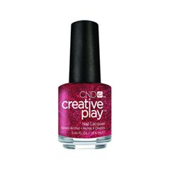 Лак для ногтей CND Creative Play 415 (Цвет 415 Crimson Like It Hot variant_hex_name E94347)