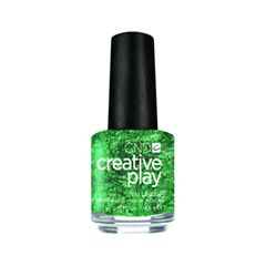 Лак для ногтей CND Creative Play 478 (Цвет 478 Shamrock On You variant_hex_name 166F51)